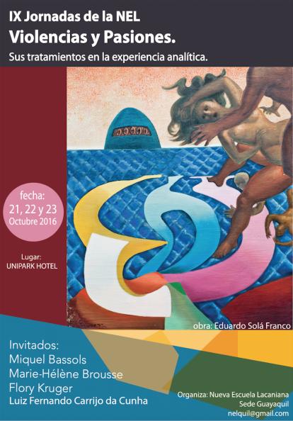 Afiche IX Jornadas
