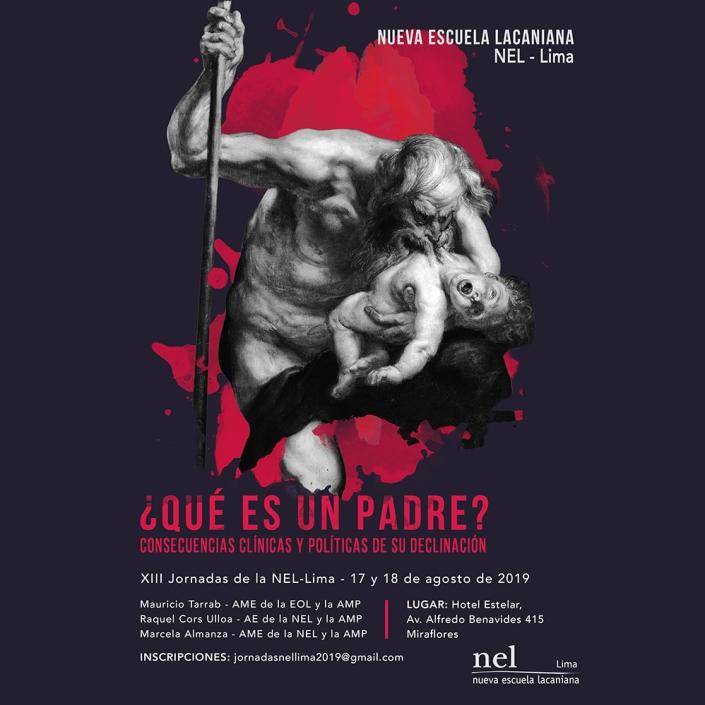 Afiche Jornadas NEL-Lima cuadrado